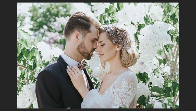 Apprecējies Latvijas šovbiznesa skaistākais pāris