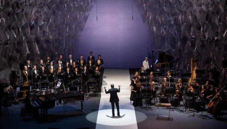 Latvijas Radio koris un 'Sinfonietta Rīga' pošas tūrē uz Vāciju
