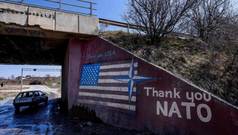 Kosovas premjers atlaiž ministra vietnieci saistībā ar izteikumiem par NATO