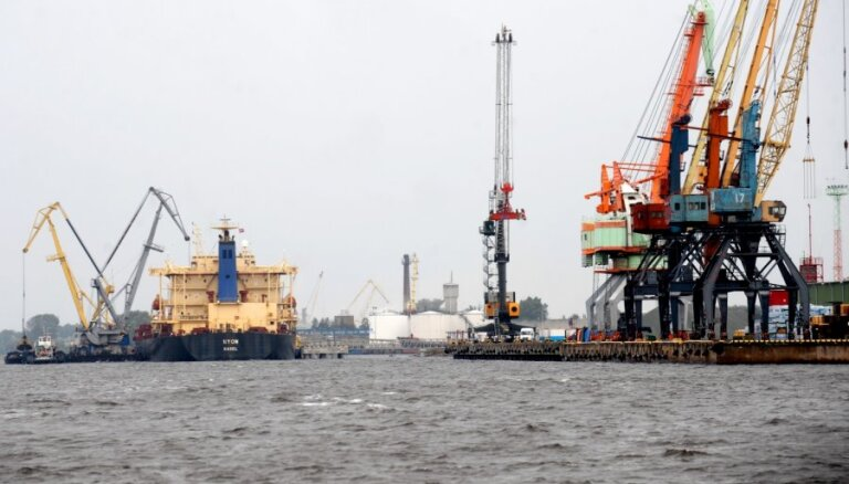 Российская компания задумала обнести Балтику малыми терминалами СПГ
