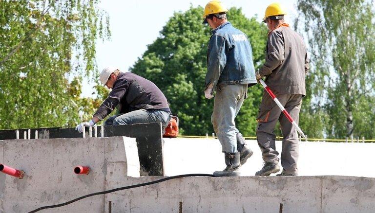 Šā gada 1. ceturksnī nodarbinātības līmenis bijis 64,4%