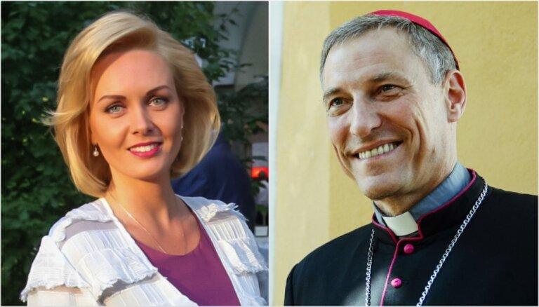 Latvijas katoļu informācijas centrs pārtop aģentūrā; vadīs baņķiera Belokoņa sieva