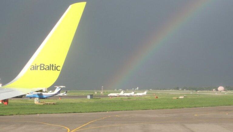 Пассажирам airBaltic упростят пересадку на рейсы LOT Polish Airlines