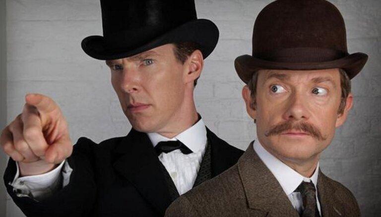 """В Британии продается """"дом родителей Шерлока"""" из сериала ВВС"""