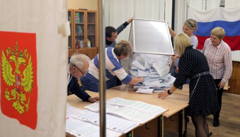 """Победа """"Единой России"""", пять фракций, вопросы к электронному голосованию. Чем закончились выборы в Госдуму"""