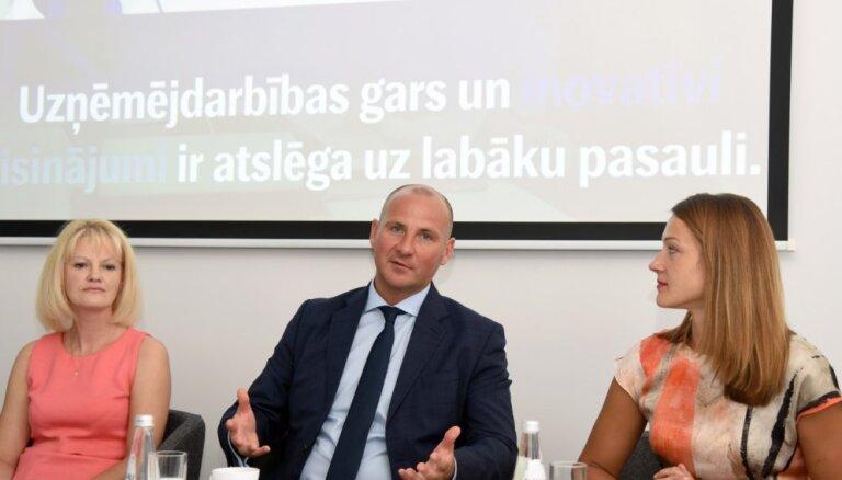 'SEB bankas' grantu programmā jauno uzņēmēju atbalstam būs pieejami 40 000 eiro