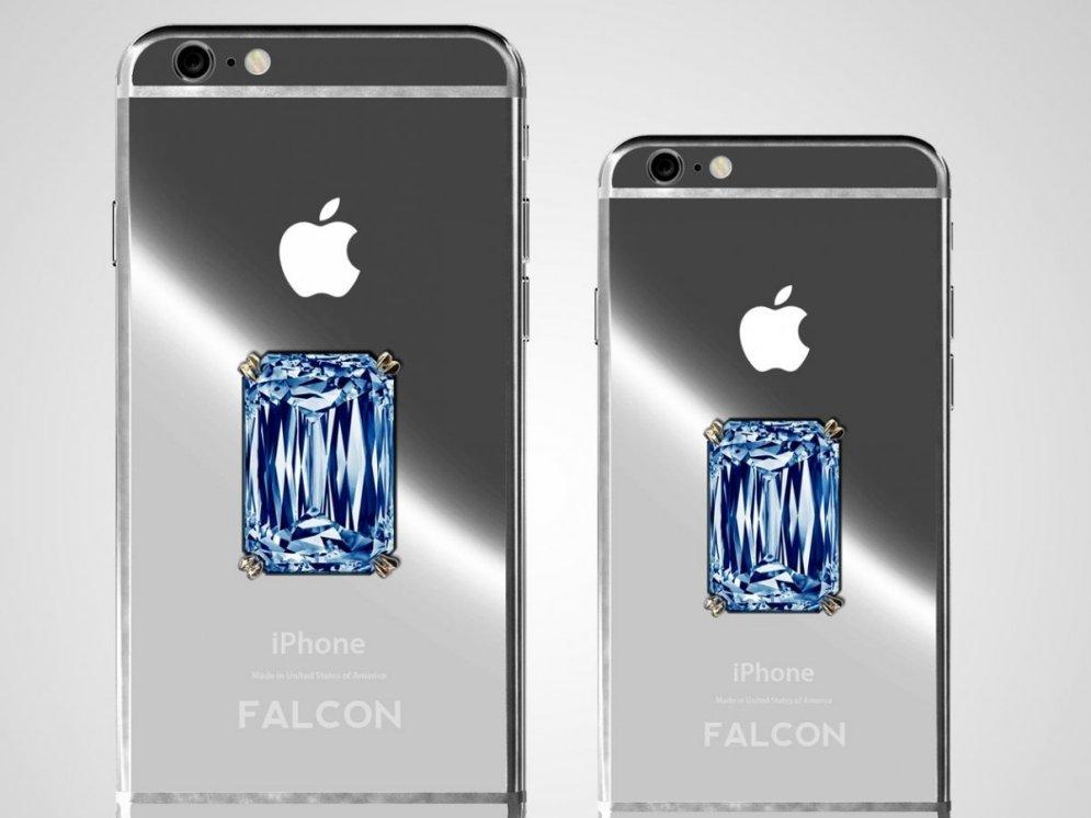 Выделись из толпы: 13 iPhone из золота, платины и драгоценных камней (продаются!)