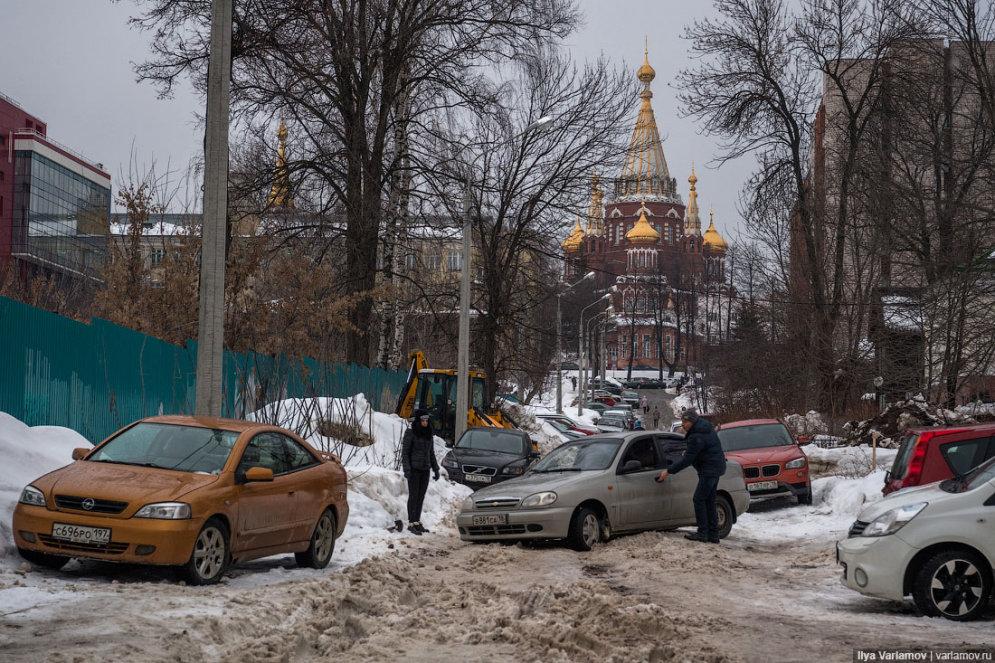 """Кто Ушакова за """"нечищеные улицы"""" ругал, тот российский Ижевск еще не видал"""