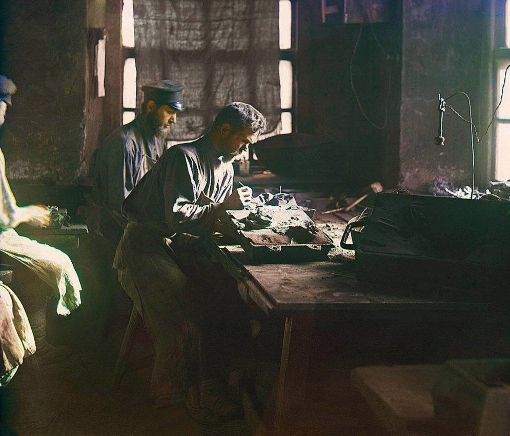 Цветные фото Латвии начала XX века? Это реальность!