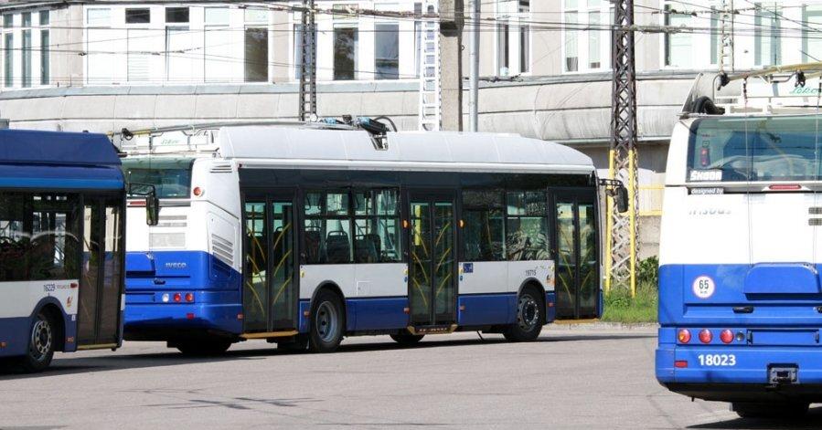 маршруты автобусов и
