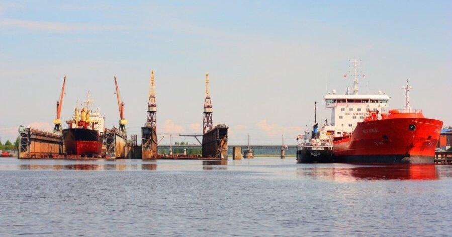 Начали разбирать: территорию рижского порта сделают более доступной людям