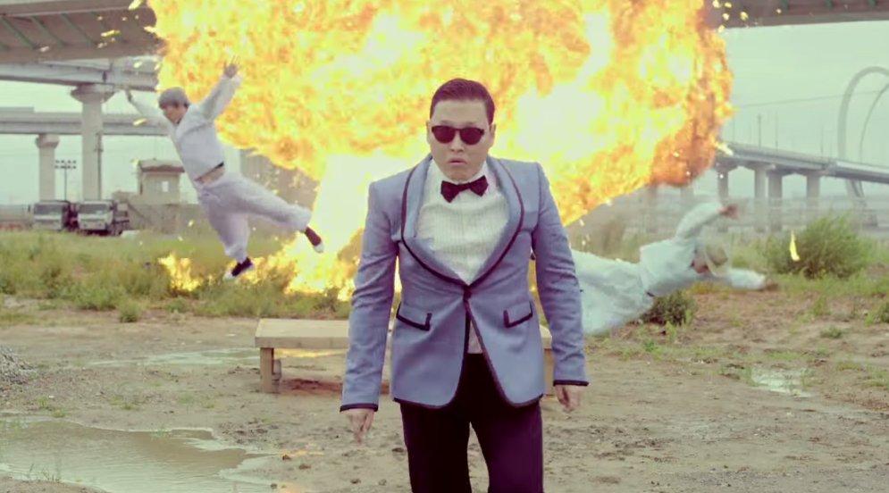 ВИДЕО: Клип Gangnam Style посмотрели так много раз, что сломали YouTube