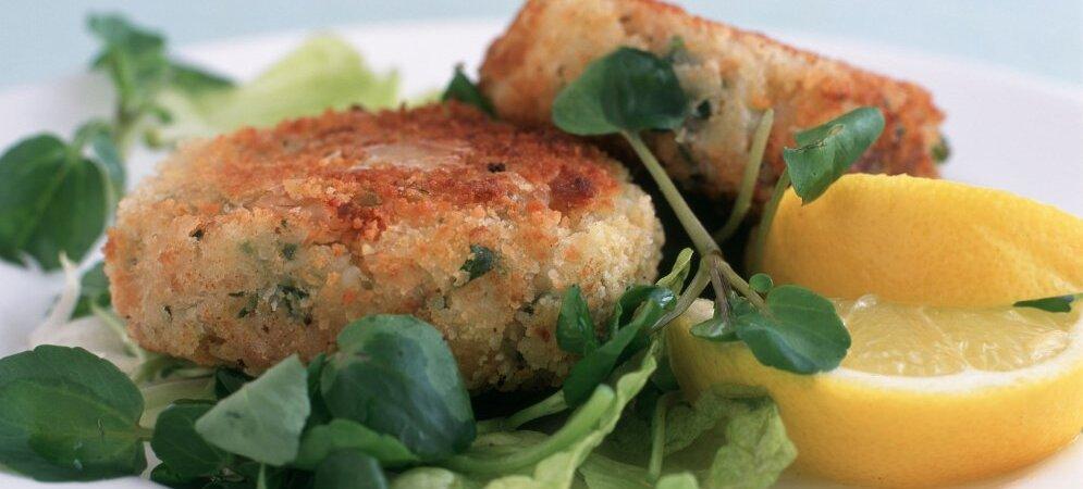Рыбные котлеты с овсянкой рецепт