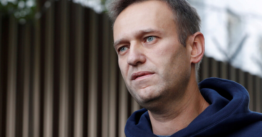 """Руководство Германии заявило о нескольких предметах со следами """"Новичка"""" в деле Навального"""