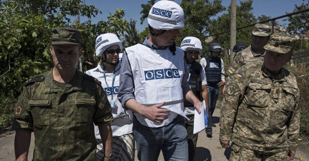 Латвия увеличила количество гражданских экспертов в миссии ОБСЕ в Украине