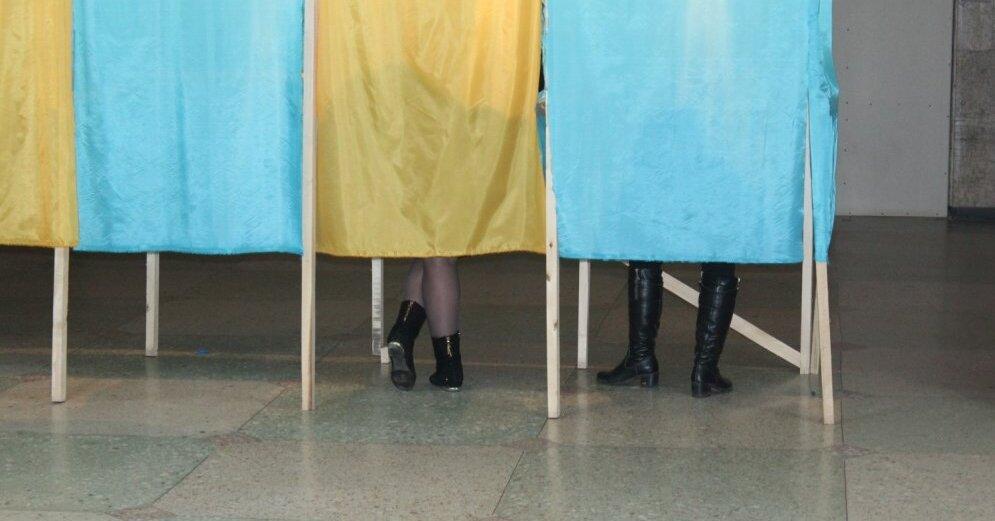 На Украине стартовали досрочные выборы в Верховную Раду