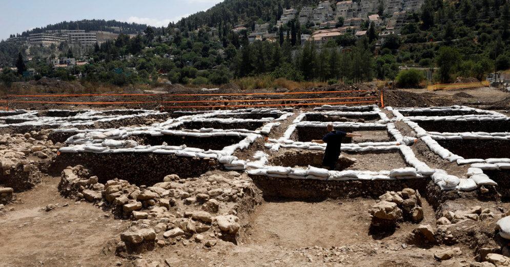 В Израиле обнаружены руины древнего города возрастом около 9 тыс. лет