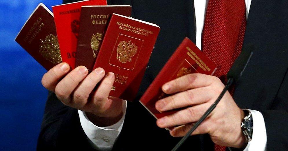 Россия откажется от выдачи бумажных паспортов