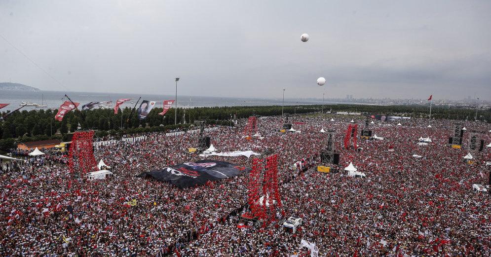 Эрдоган намерен довести уровень развития Турции до уровня России и США