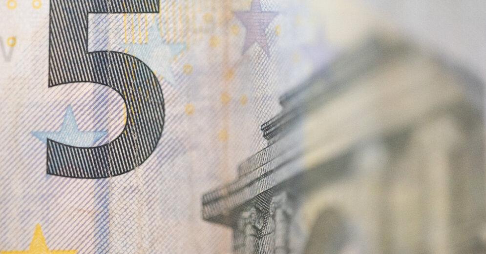 Минфин считает разумным повышение минимальной зарплаты на 10 евро, профсоюзы - на 20 евро