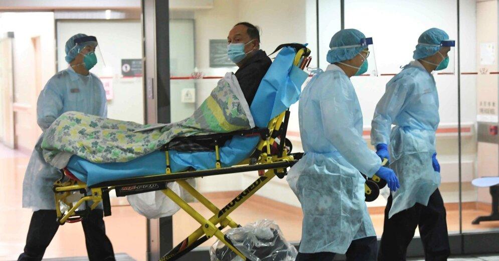 В Китае от коронавируса умерли уже 56 человек