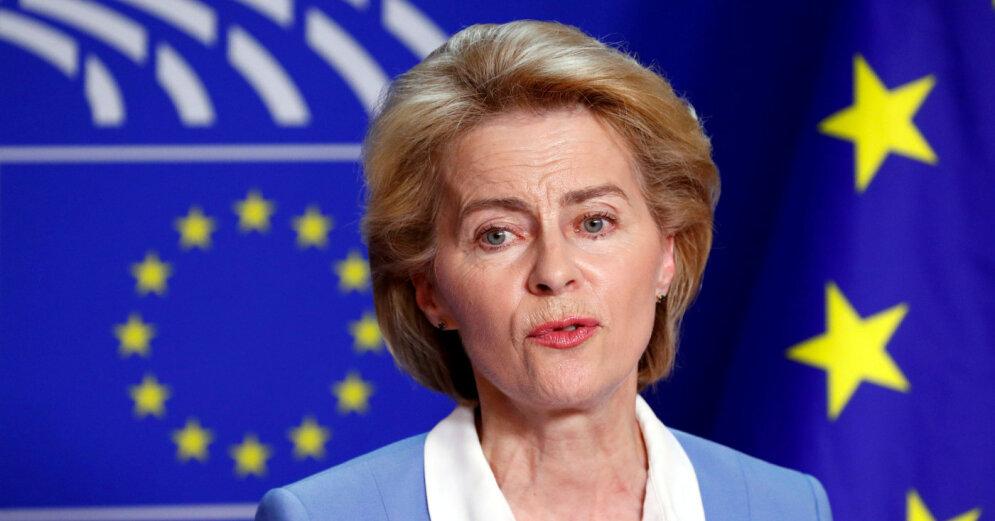Преемница Юнкера выступила за сохранение санкций против РФ