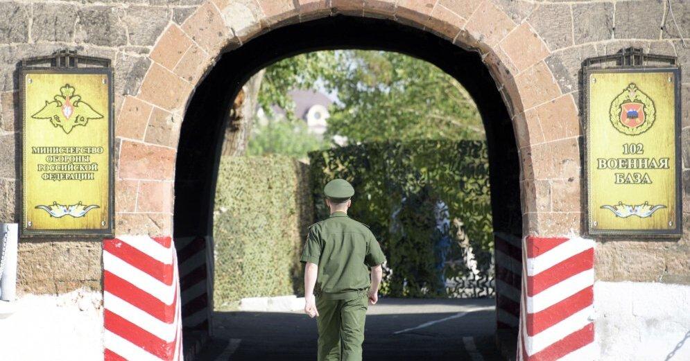 Учения российских военных в селе Паник были согласованы с армянской стороной