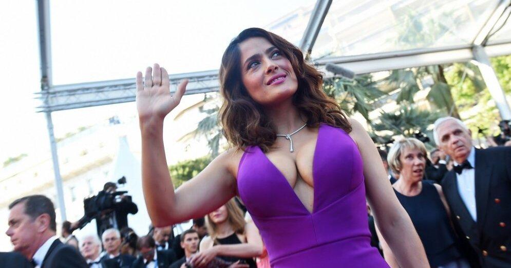 хайек мексика актриса gq юбилейного сальма журнала номера для снялась