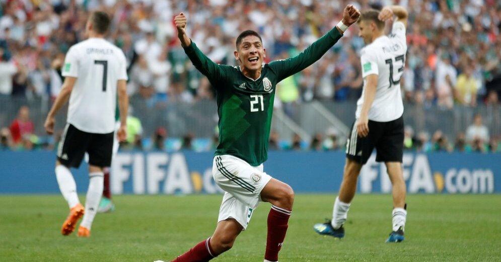 В первом туре Германия и Бразилия на пару набрали всего одно очко