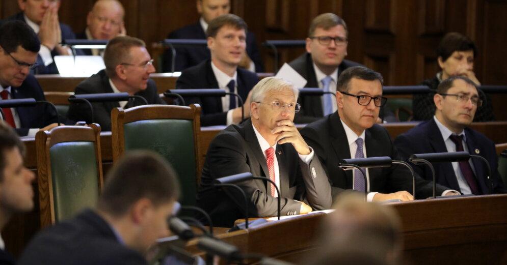 Сейм концептуально утвердил проект госбюджета на 2020 год