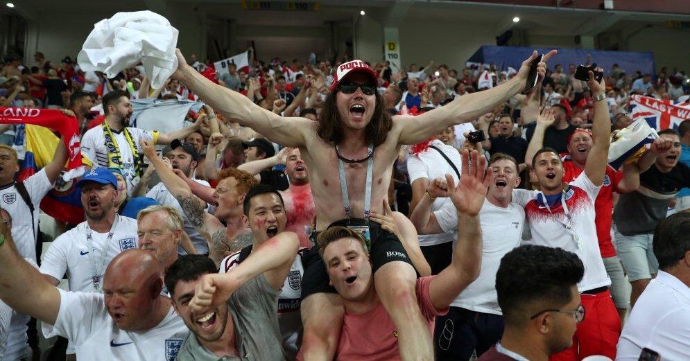 В Волгоградской области воспитанник детского дома выиграл право вывести футболистов на матч Англия - Тунис