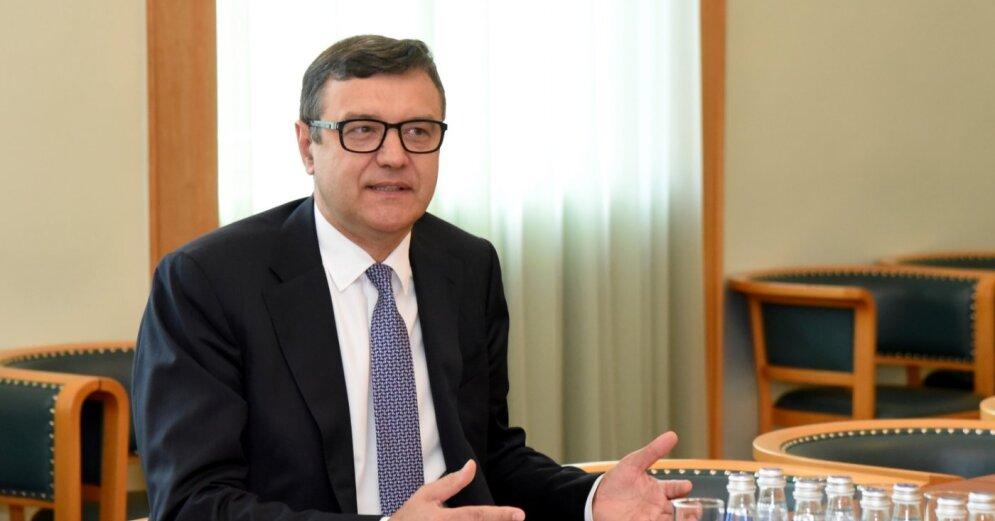 """Рейрс: в докладе """"Moneyval"""" получили оценку юридические рамки финансового сектора Латвии"""