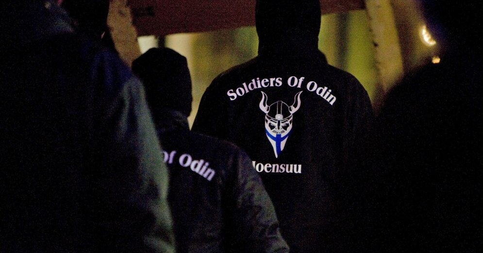 Бывшие уголовники начнут патрулировать города Эстонии для защиты от беженцев