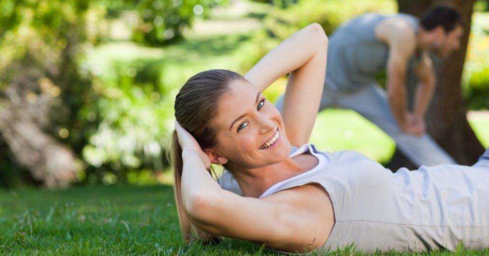 программа занятий на тренажерах для похудения