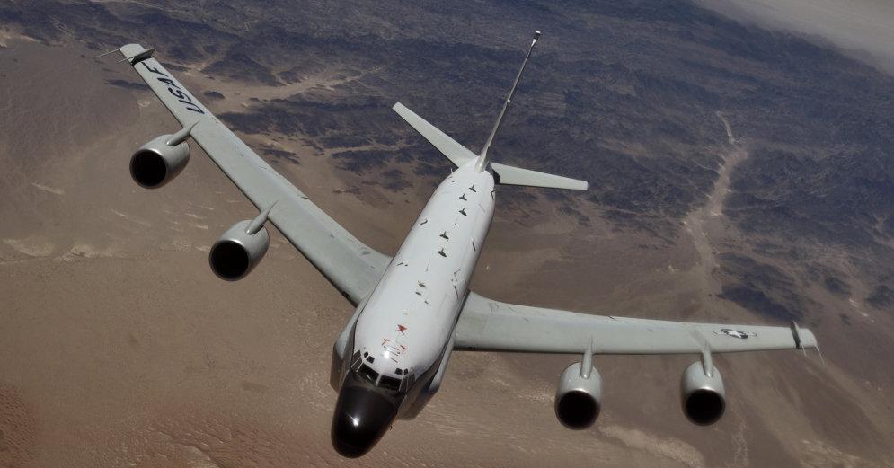 Самолет-разведчик США впервые замечен у границ Абхазии