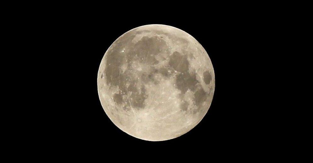 Лунное затмение туляки смогут увидеть сегодня, 16 июля