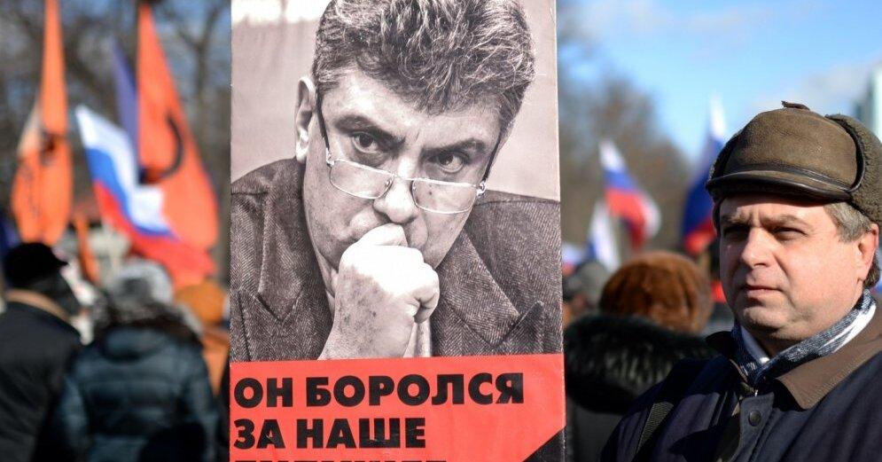 В Праге появилась площадь Бориса Немцова. На ней стоит российское посольство