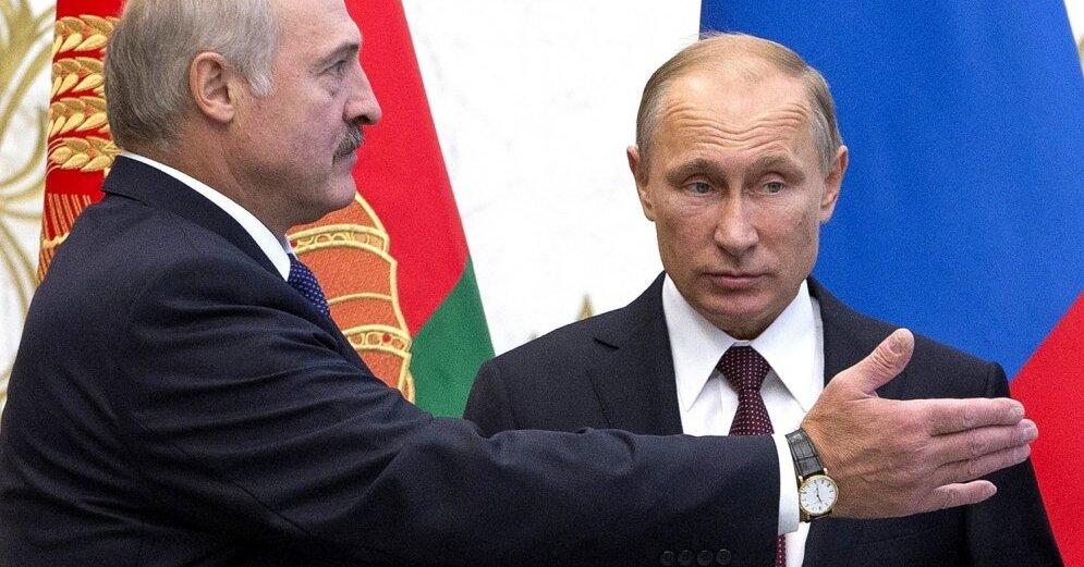 """Лукашенко: Россия """"навязывает"""" интеграцию Беларуси"""