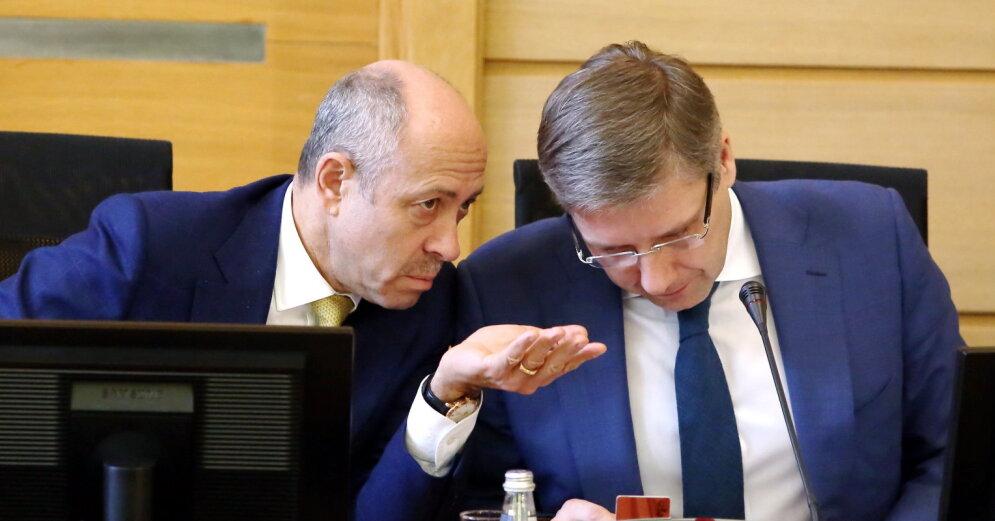 """Нил Ушаков снял свою кандидатуру на пост председателя """"Согласия"""""""