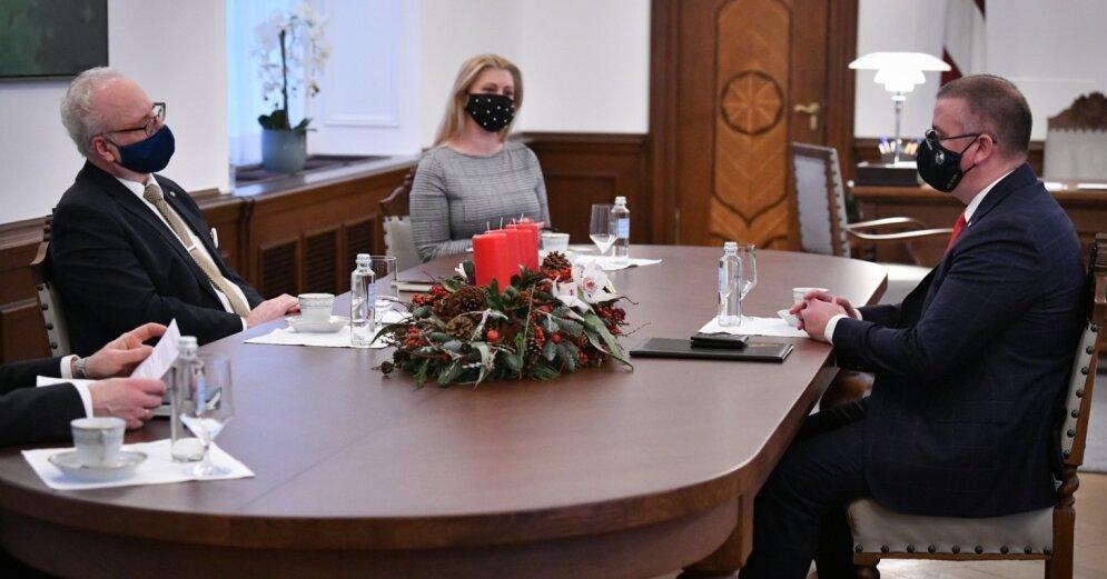 Коалиция поддержит назначение Граубе командующим НВС