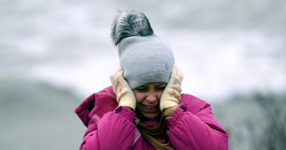 На западе и в центральных регионах Латвии продолжается метеорологическая осень