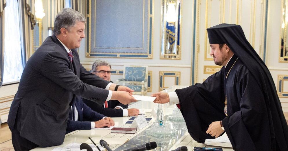 Варфоломей: Украина имеет право на автокефалию