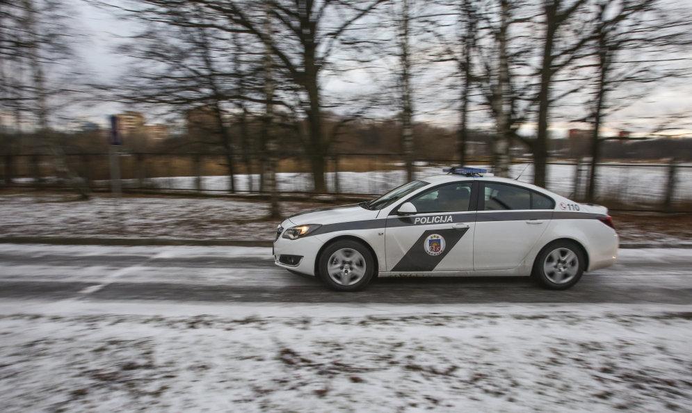 Policija atrāda jaunās un uzlabotās dienesta automašīnas