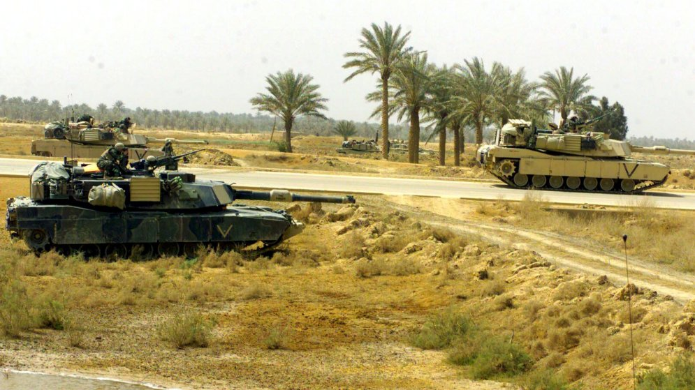 Танки заказывали? Кто, где и для чего использует M1A1 Abrams