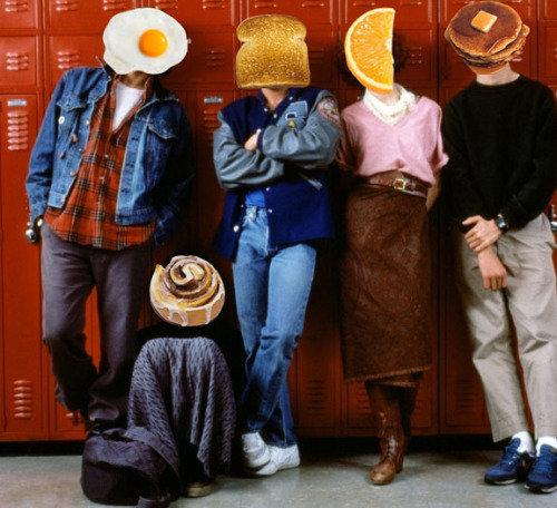 Brokastu klubs...