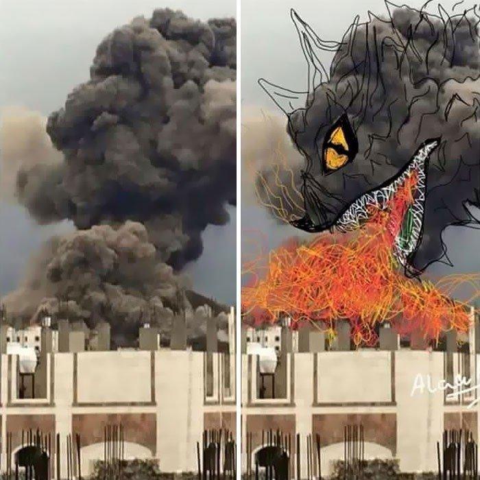 Radošs arābs piešķir personības bumbu sprādzieniem Jemenā