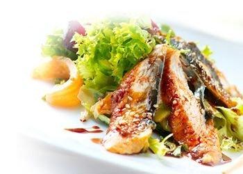 Zivju un jūras produktu salāti