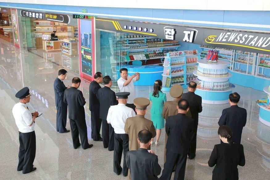 Ужасная правда, или Что не так с фотографиями северокорейского лидера Ким Чен Ына