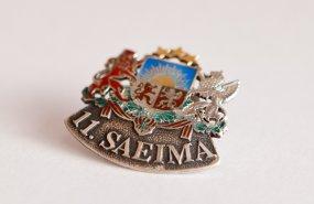 11. Saeima
