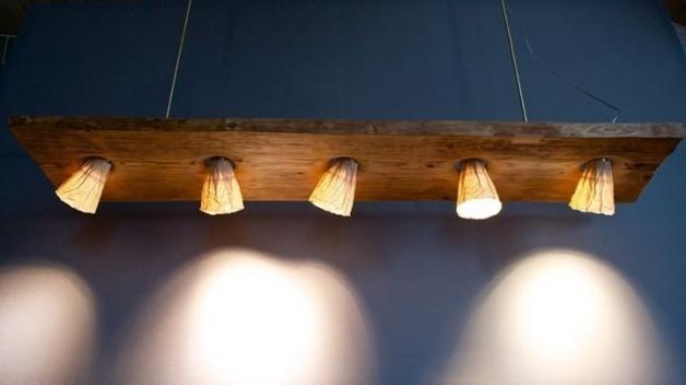 Lampu dizaina darbnīca